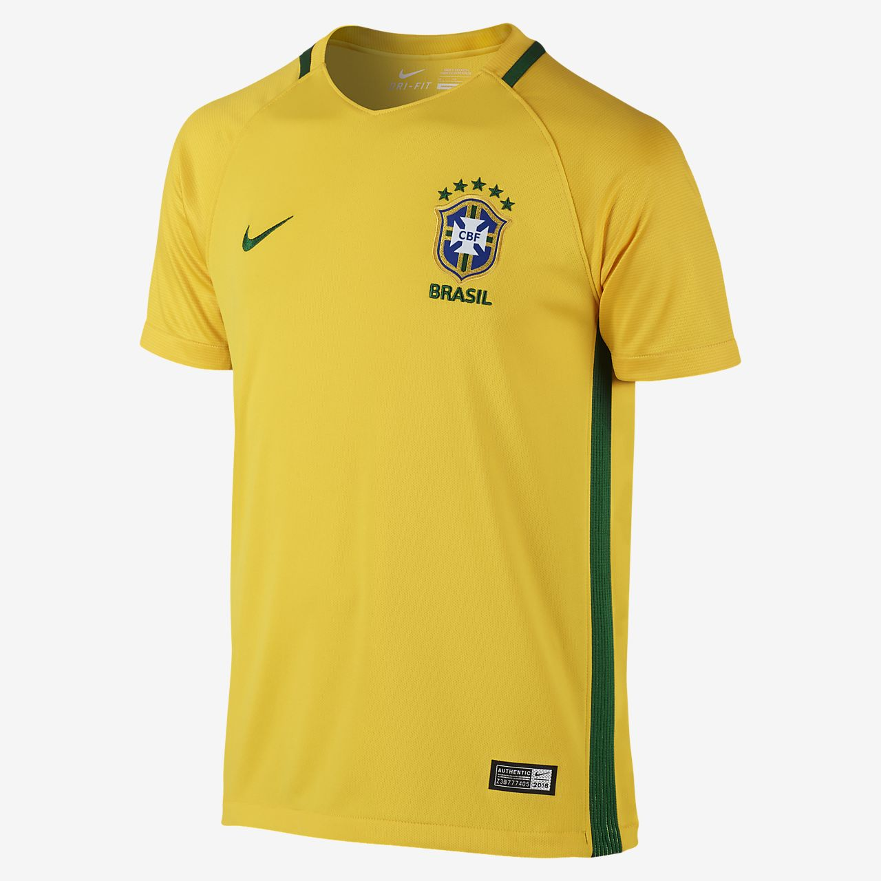 2016 Brazil CBF Stadium Home