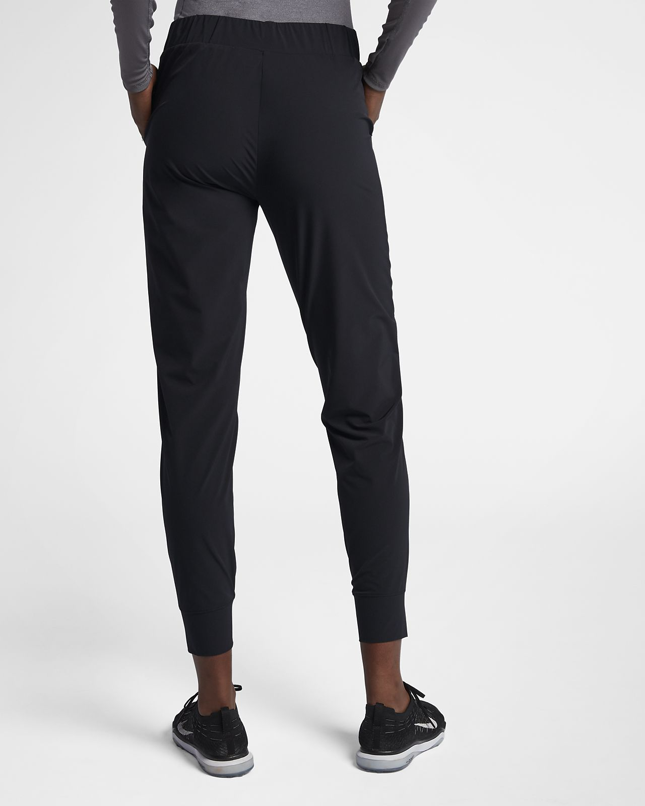 Tiro Pantalones Entrenamiento Medio Bliss Para Nike De Lux Mujer q1z1nwEC