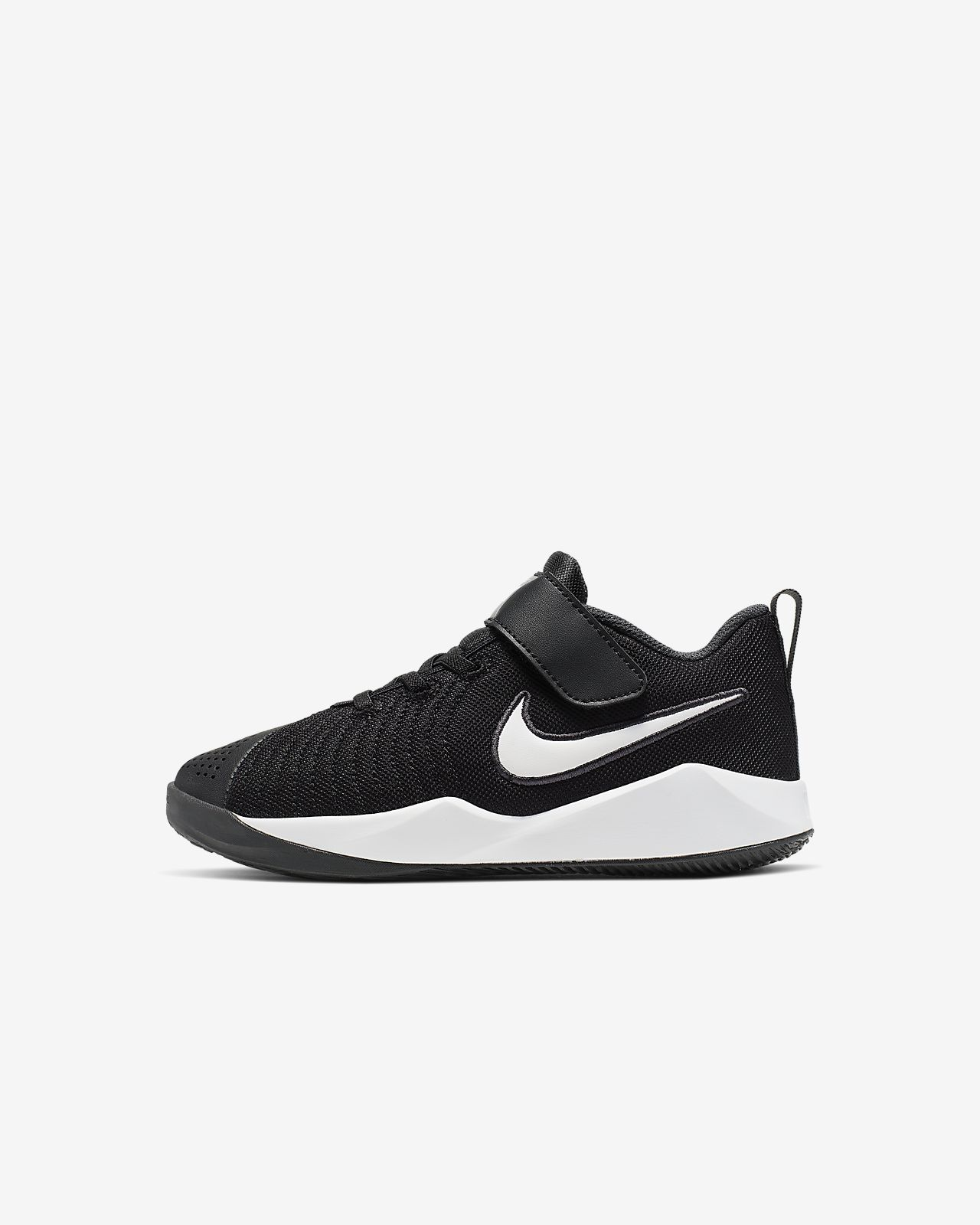 Nike Team Hustle Quick 2 Little Kids' Shoe