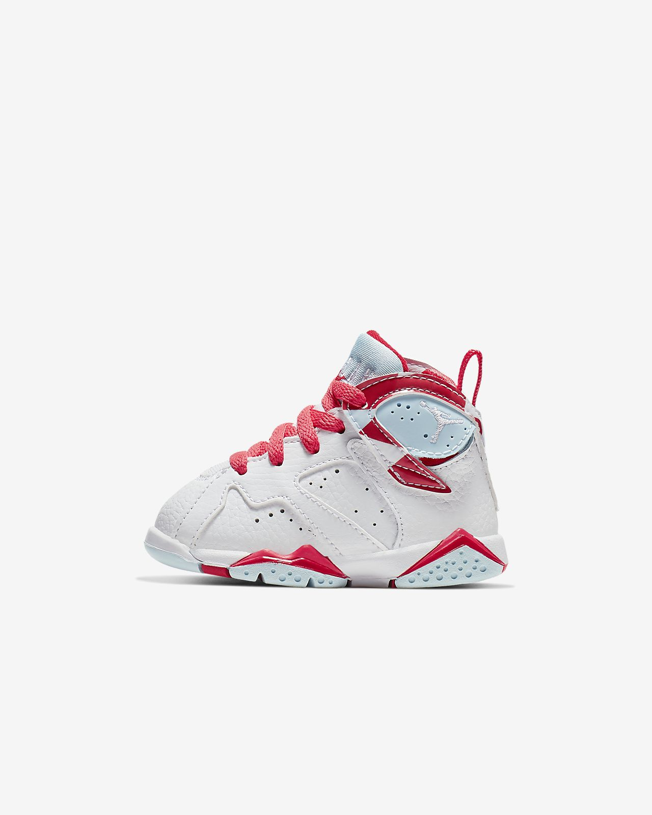 Air Jordan 7 Retro 30th (2c-10c) Infant/Toddler Girls' Shoe
