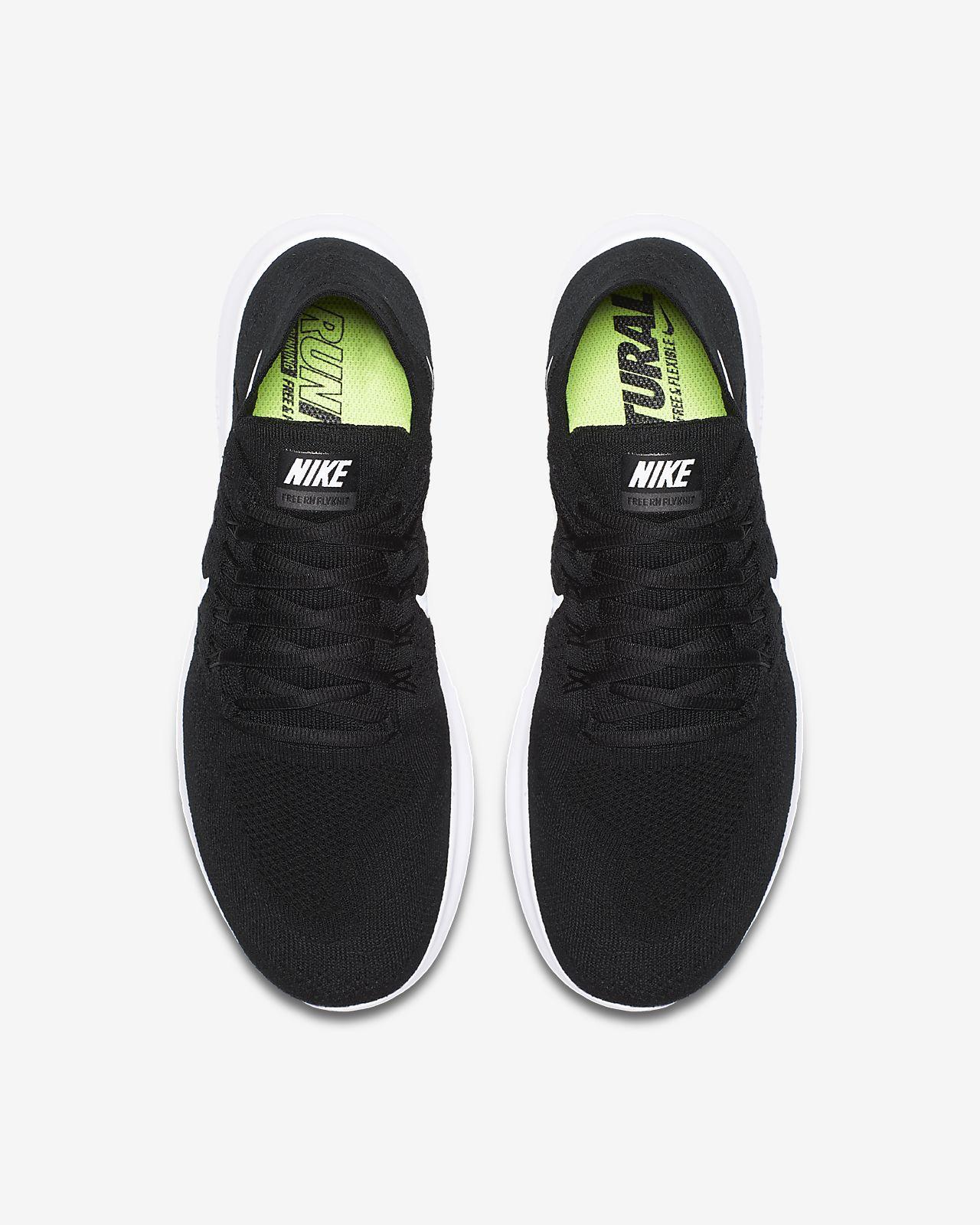 ... Nike Free RN Flyknit 2017 Men's Running Shoe