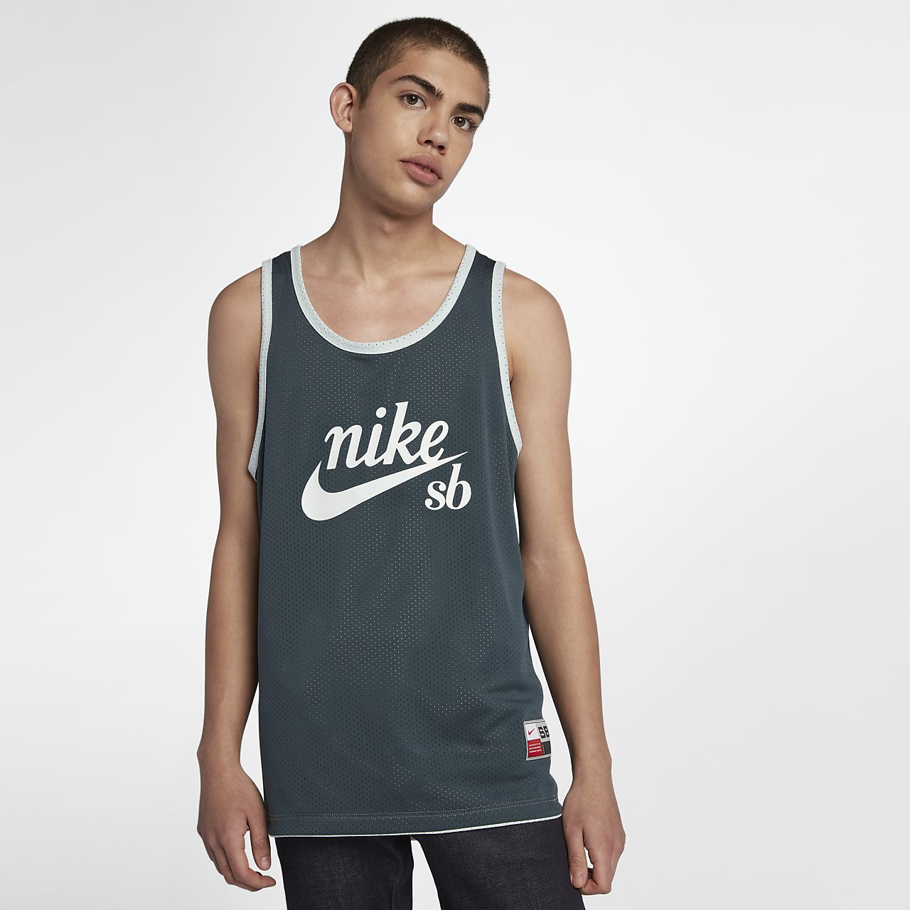 Nike SB Dri FIT Reversible Tanktop für Herren