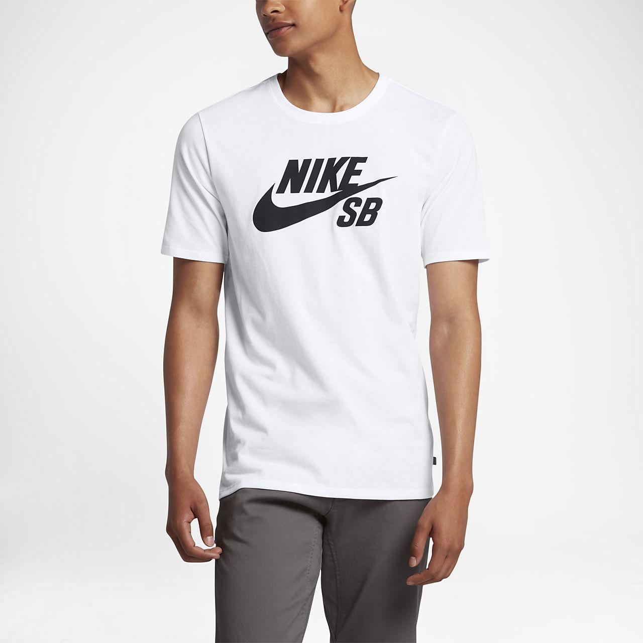 1ab87ce73 Nike SB Logo Men's T-Shirt. Nike.com SI