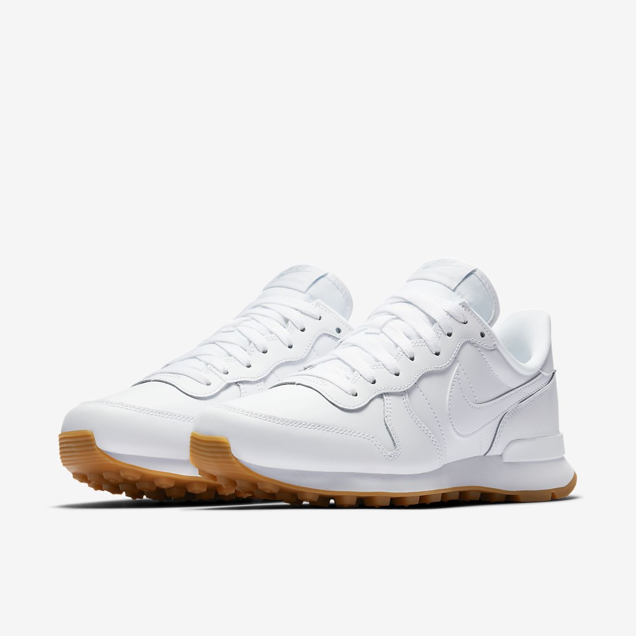 nike internationalist femme grenat