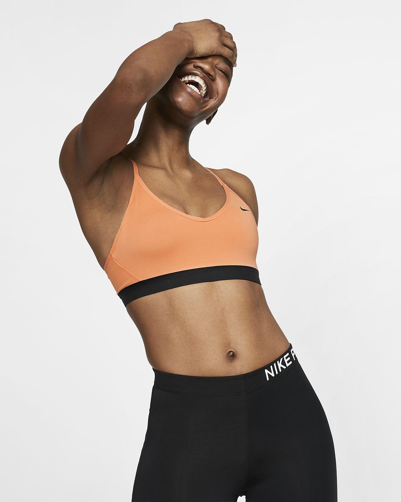 Nike Indy Sostenidors esportius de subjecció lleugera - Dona