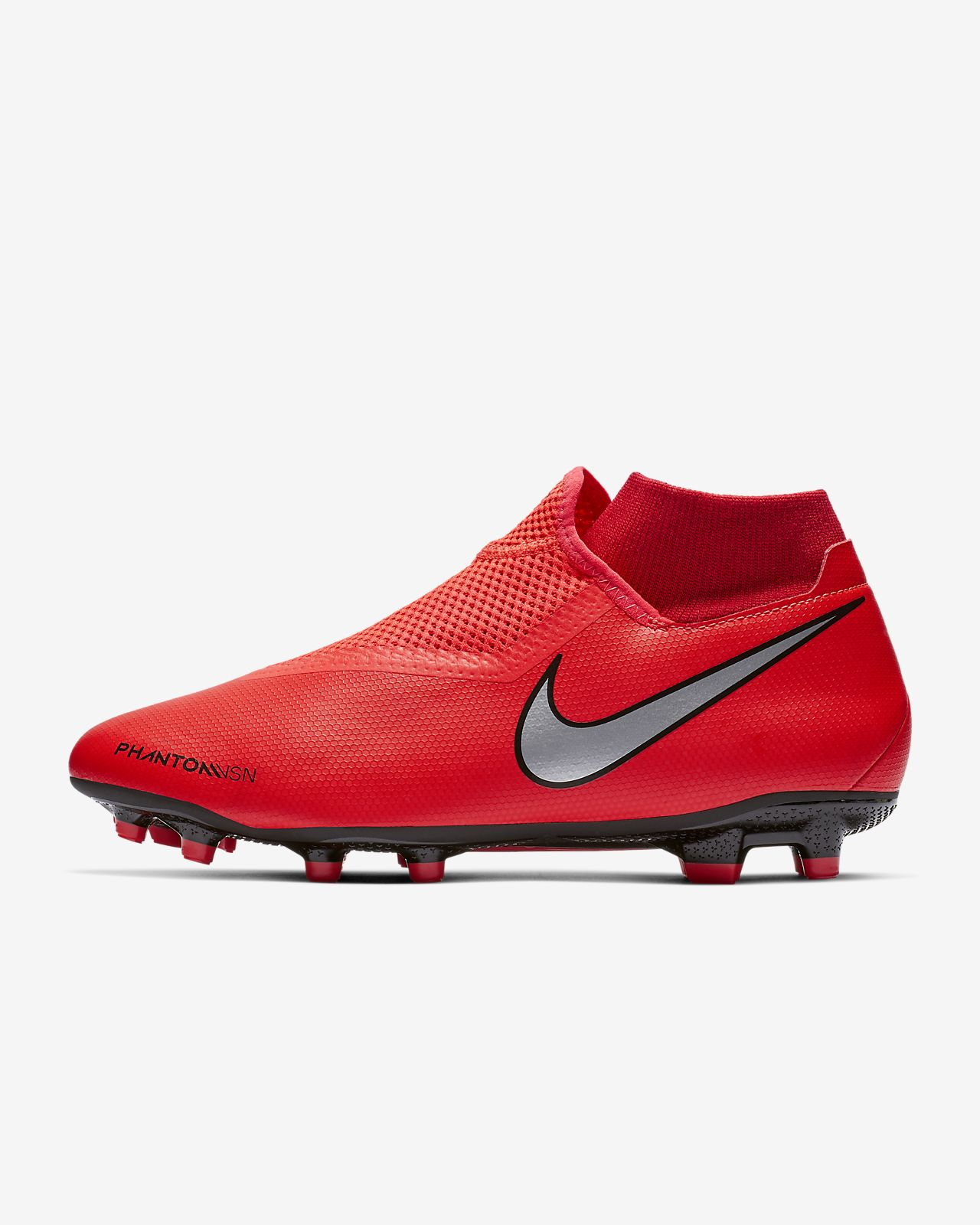 low priced 45fc1 5ce37 ... Nike PhantomVSN Academy Dynamic Fit Game Over MG Botas de fútbol para  múltiples superficies