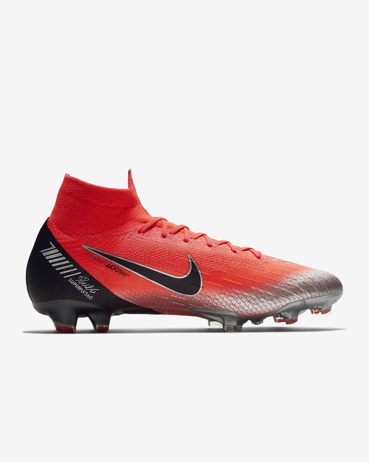 ... Calzado de fútbol para terreno firme para hombre Nike Mercurial  Superfly 360 Elite SE FG ade067a8d3eaa