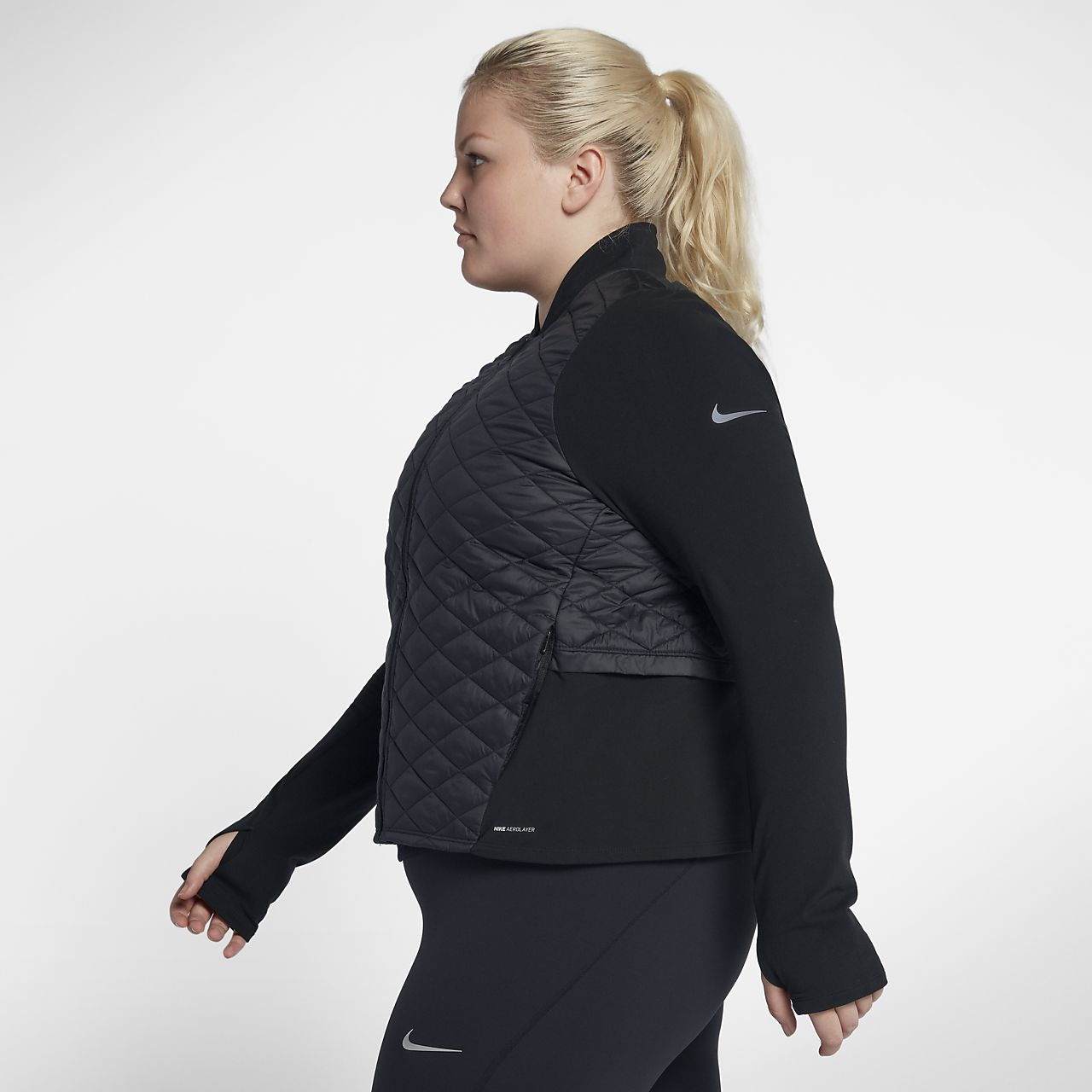 De Running Nike grande Aerolayer Veste Femme Pour Ca Taille 6dKyAAZSqW