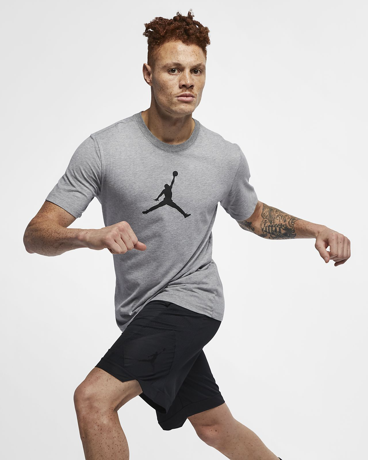 Tee-shirt de training Jordan Iconic 23/7 pour Homme