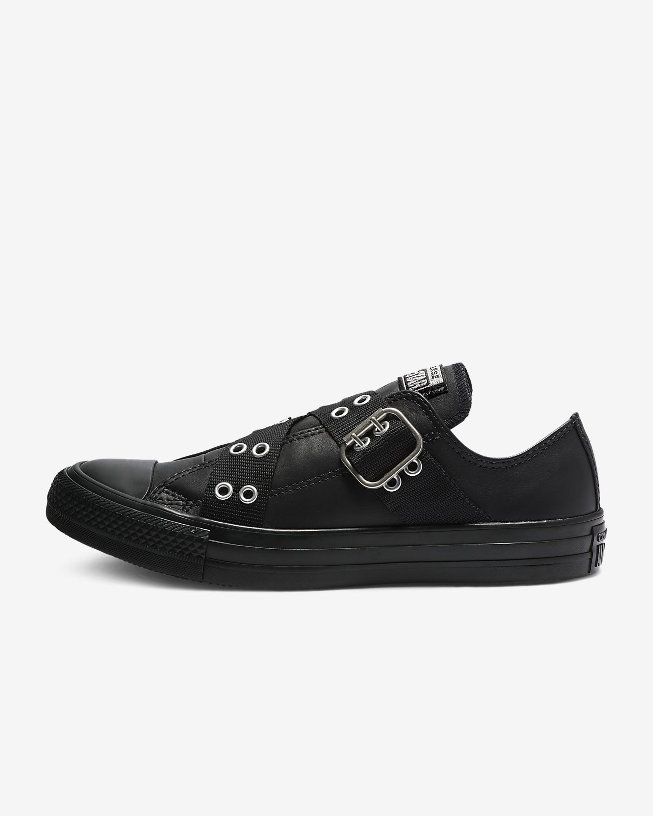 Converse Chuck Taylor All Star Buckled Slip Womens Shoe