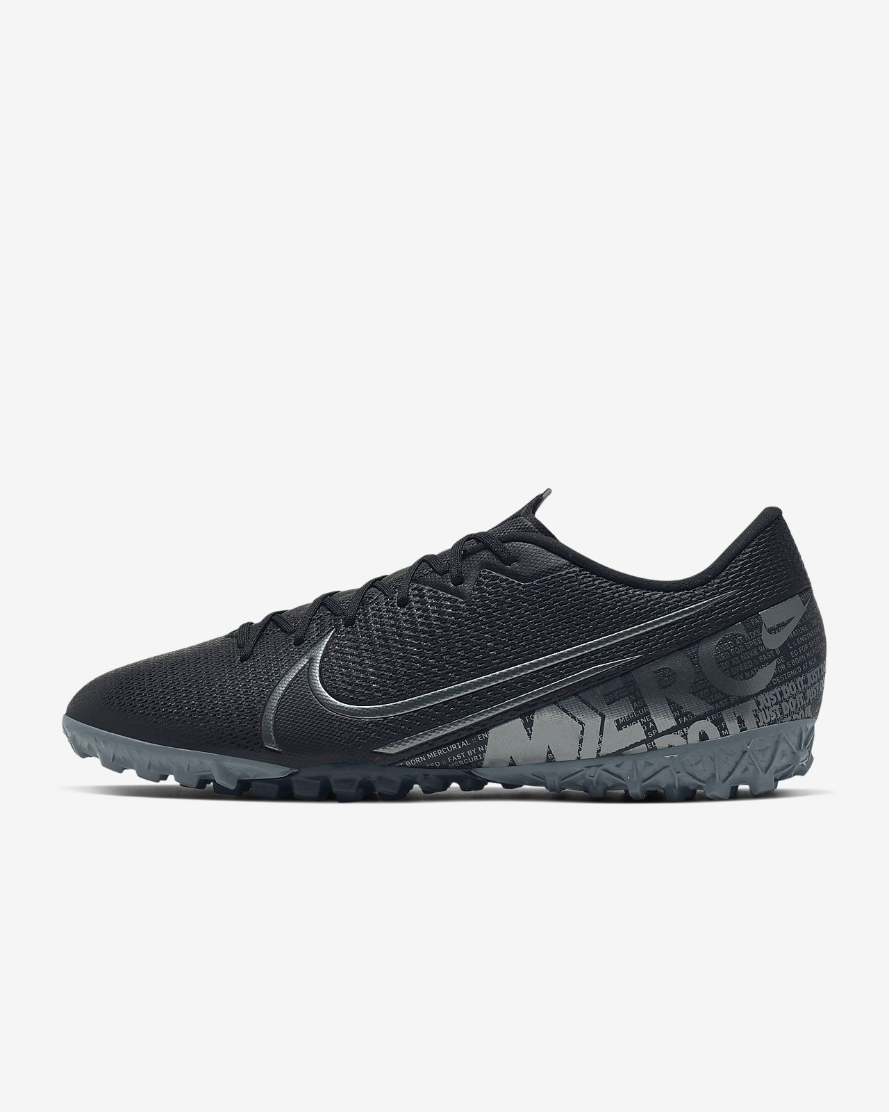 Nike Mercurial Vapor 13 Academy TF Turf Soccer Shoe