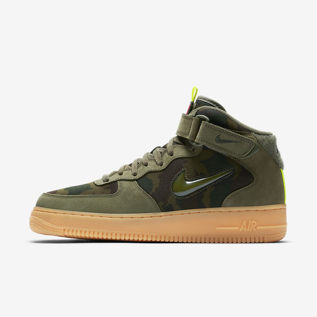 low priced 25cd2 90205 ... sale nike air force 1 jewel mid mens shoe 66acb bc7ae
