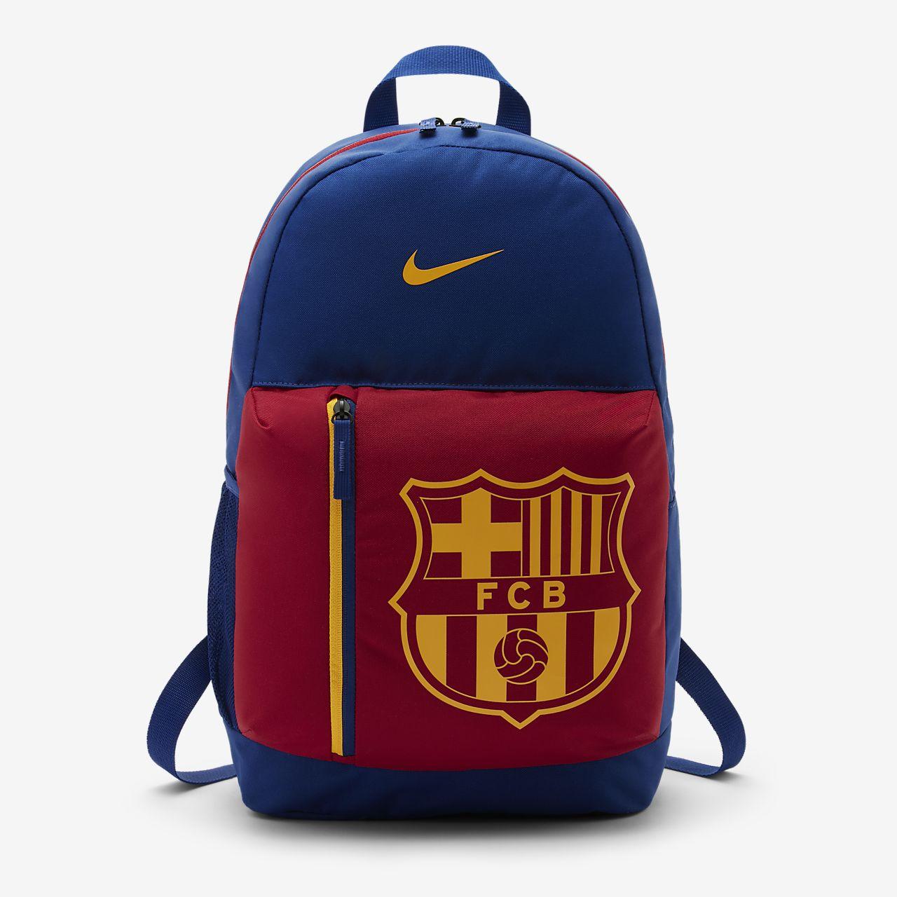 1bbcd1dd2 Mochila de fútbol para niños FC Barcelona Stadium. Nike.com CL