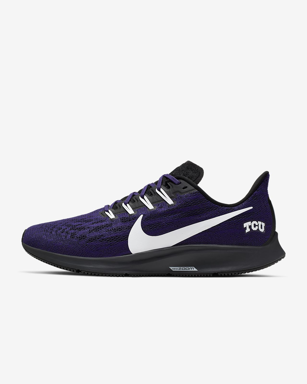Nike Air Zoom Pegasus 36 (TCU) Men's Running Shoe