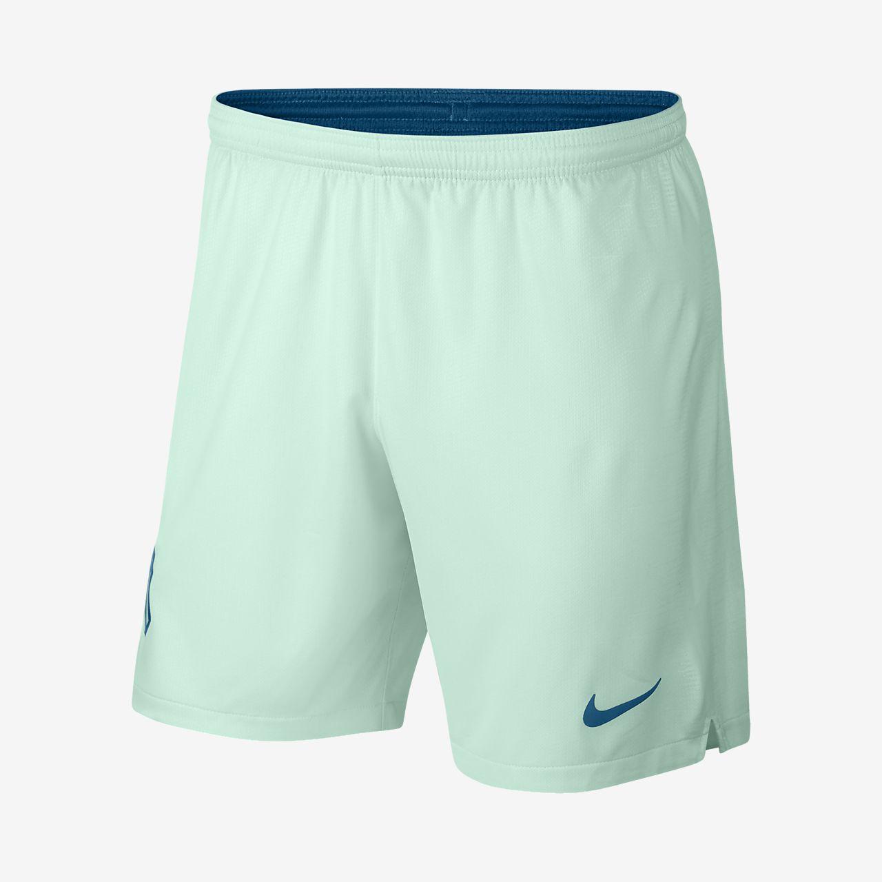 73f129062b168 ... Shorts de fútbol para hombre alternativos Stadium del Atlético de Madrid  2018 19