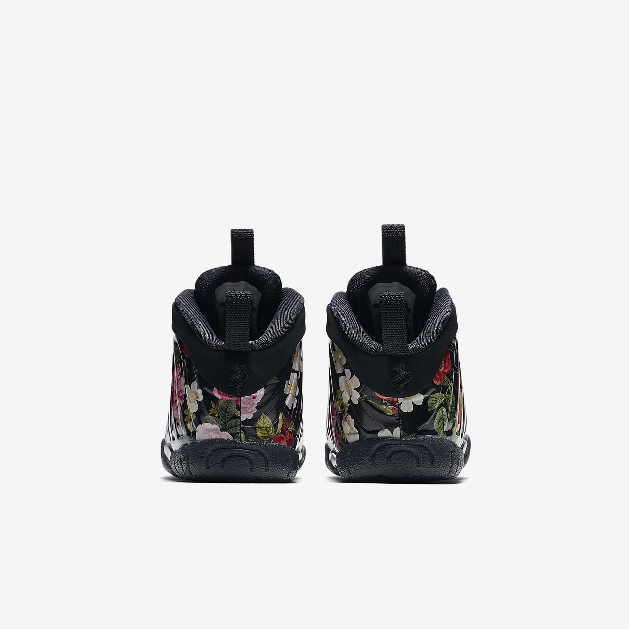 timeless design 2fb1b 98d30 ... Nike Little Posite One PRM TD Floral 婴童运动童鞋