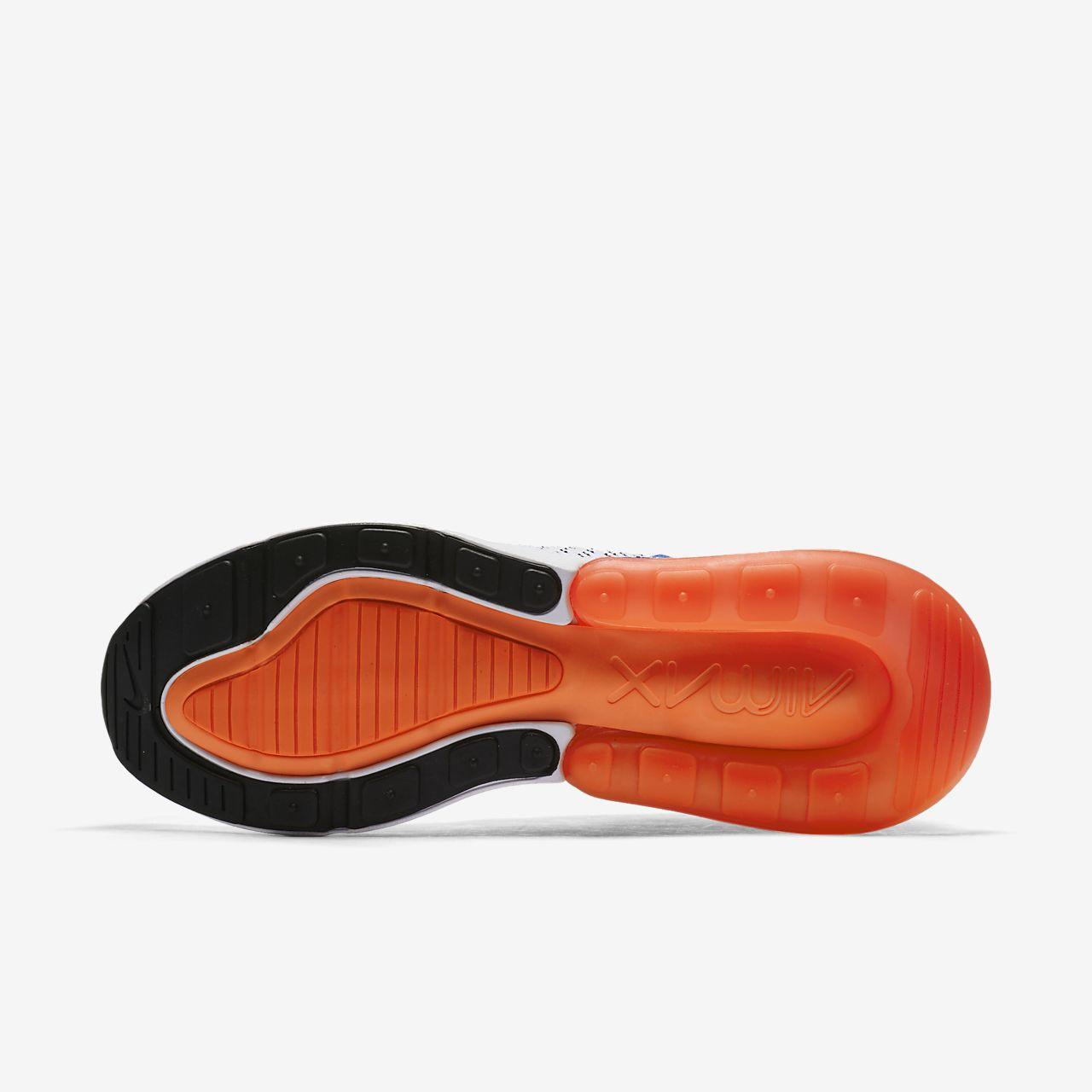 Air Max Acquista 270 Arancione Sconti Nike Off44 Flyknit 5ATqwzT 1e0338e7941