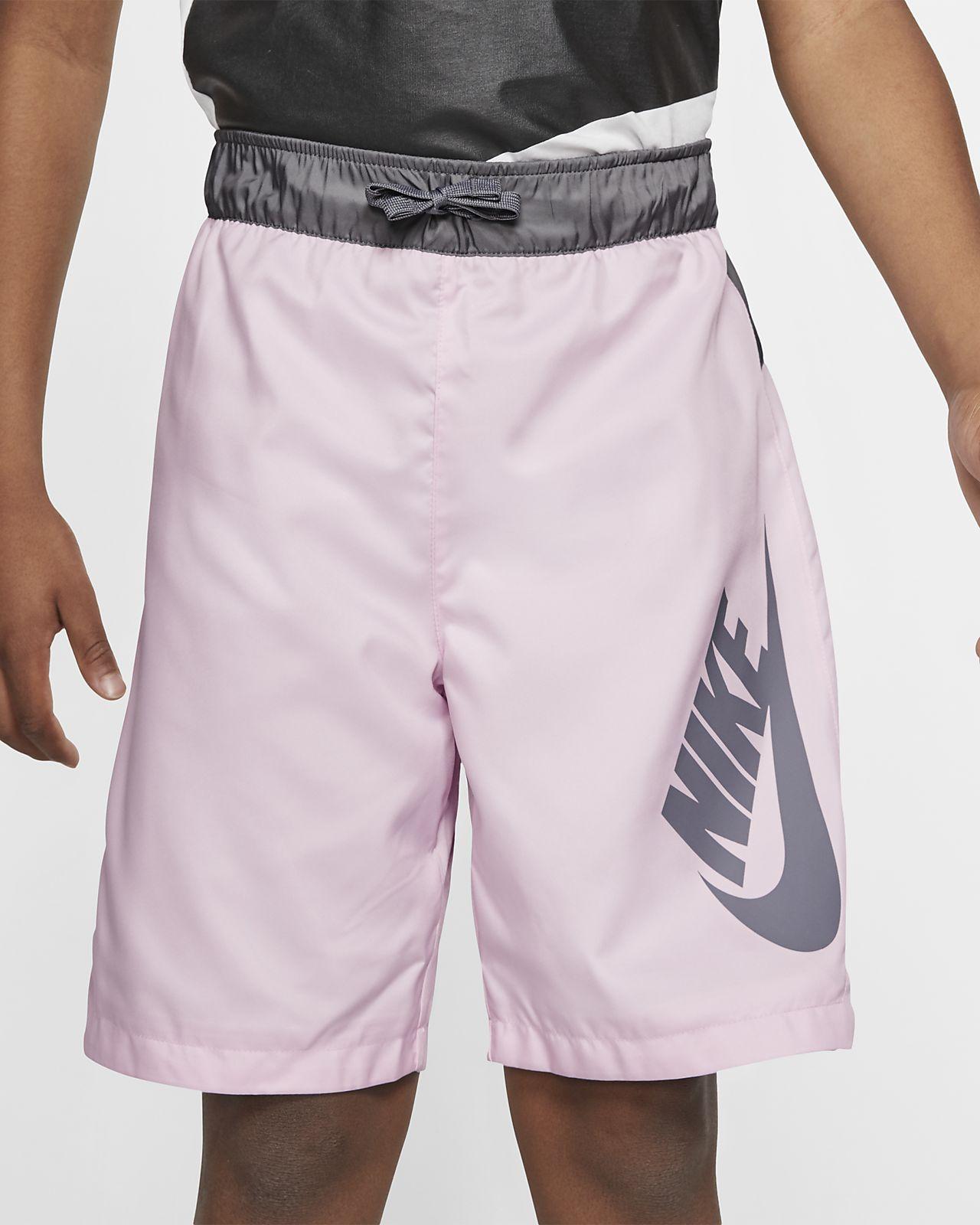 a079b392fe9 Shorts tejidos para niños talla grande Nike Sportswear. Nike.com CL
