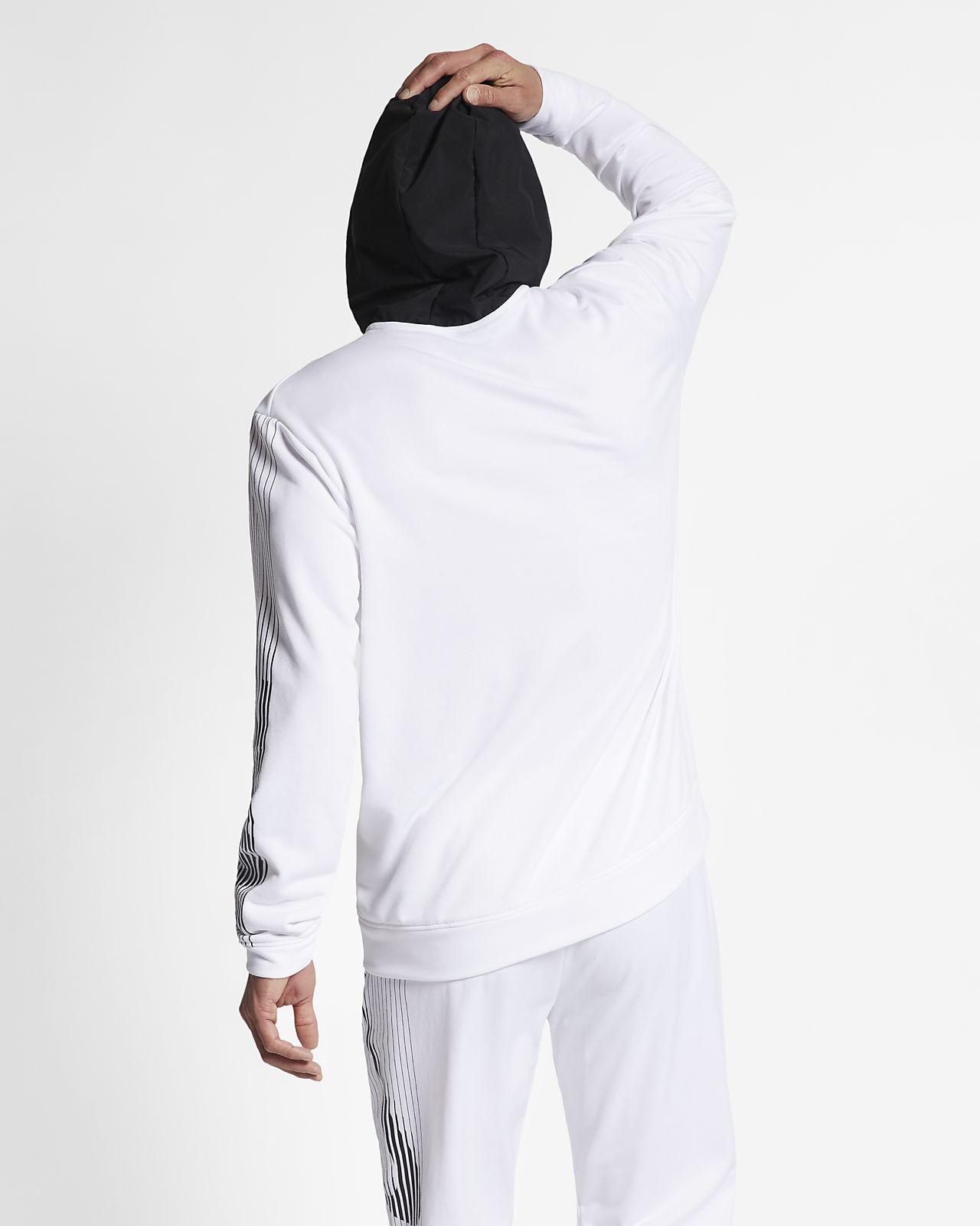 428ea1aad671 Nike Dri-FIT Men s Fleece Training Hoodie. Nike.com