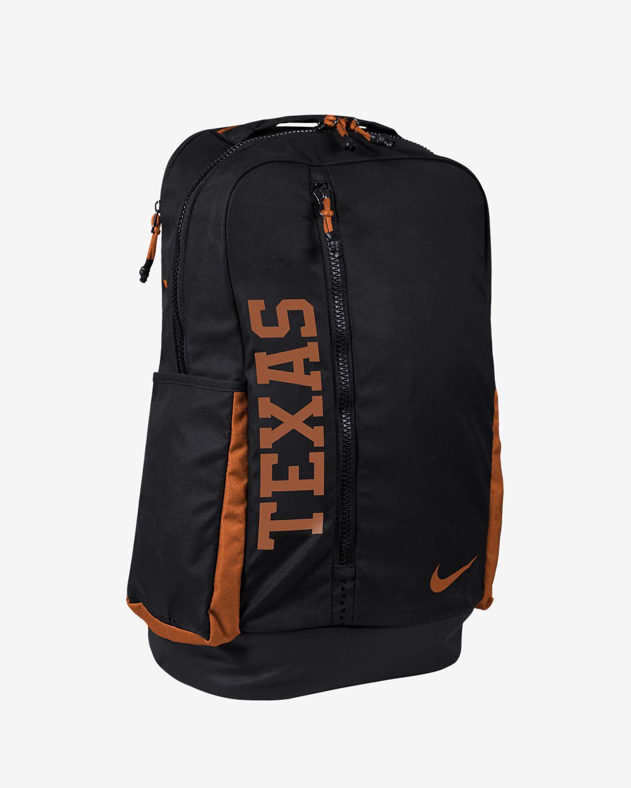 Nike College Vapor Power 2.0 (Texas) Training Backpack