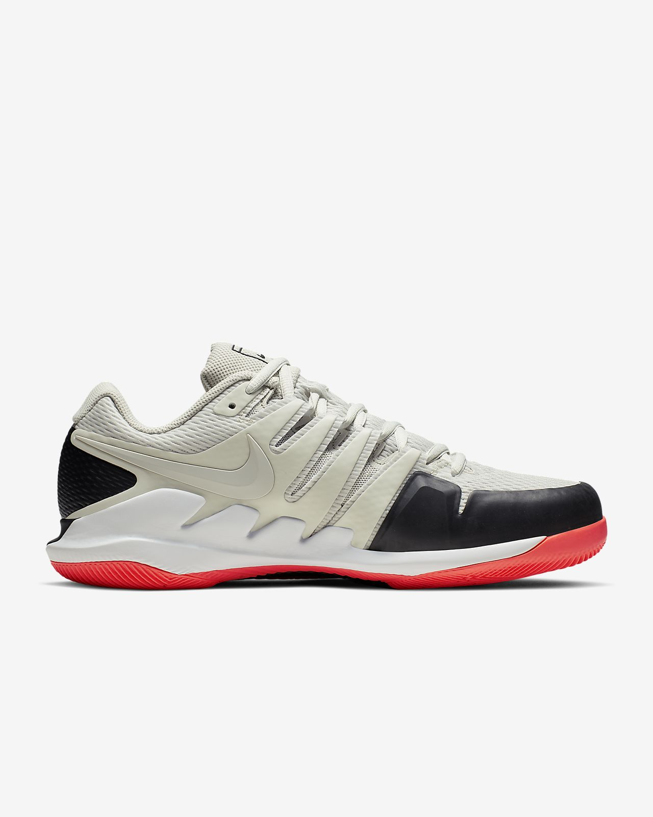 on feet images of sale online where can i buy NikeCourt Air Zoom Vapor X Herren-Tennisschuh für Hartplätze