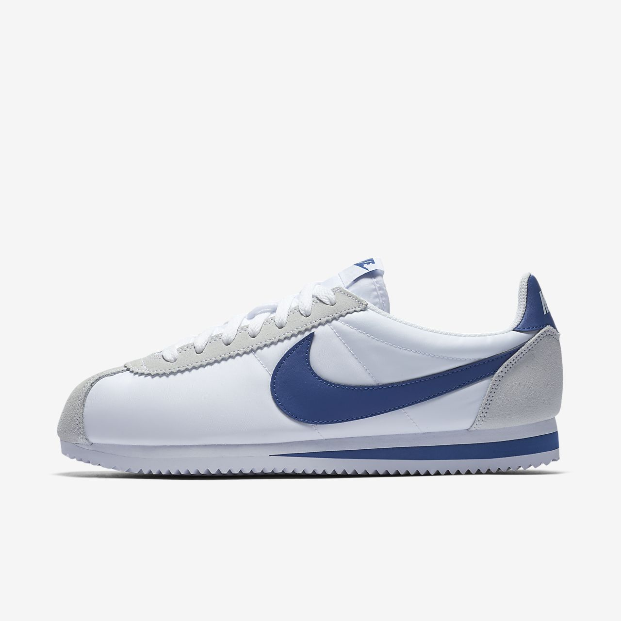 Marques Chaussure homme Nike homme Classic Cortez Nylon White/Habanero Red