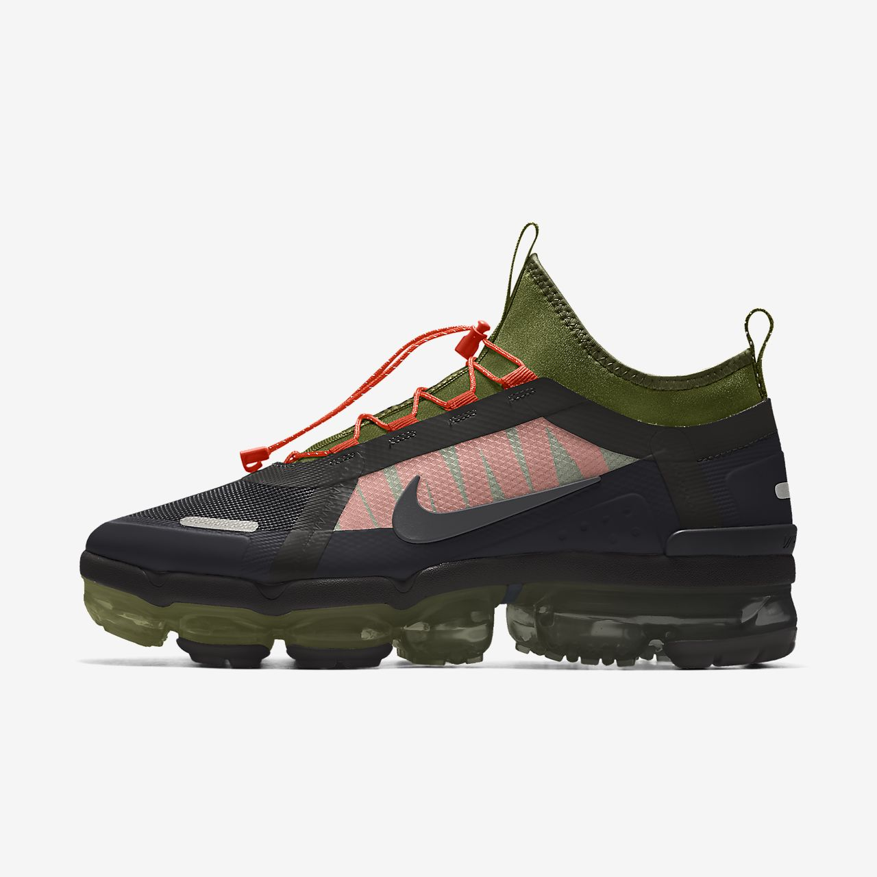 Nike Air VaporMax 2019 Utility By You tilpasset sko til herre