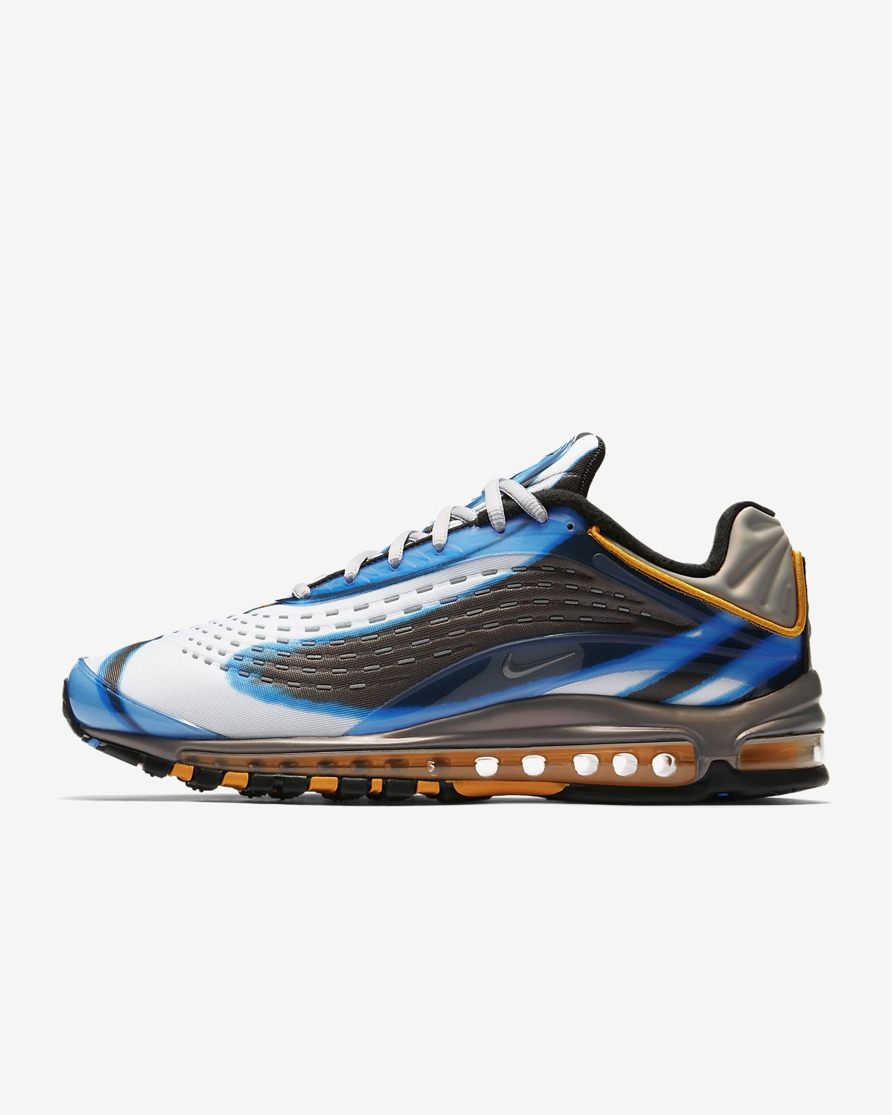hot sale online 2ccf9 ddc3a ... low price nike air max deluxe mens shoe 6ef02 986b5