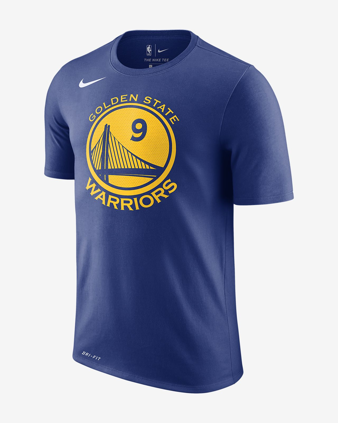 Andre Iguodala Golden State Warriors Nike Dri-FIT Men s NBA T-Shirt ... 03a773a00