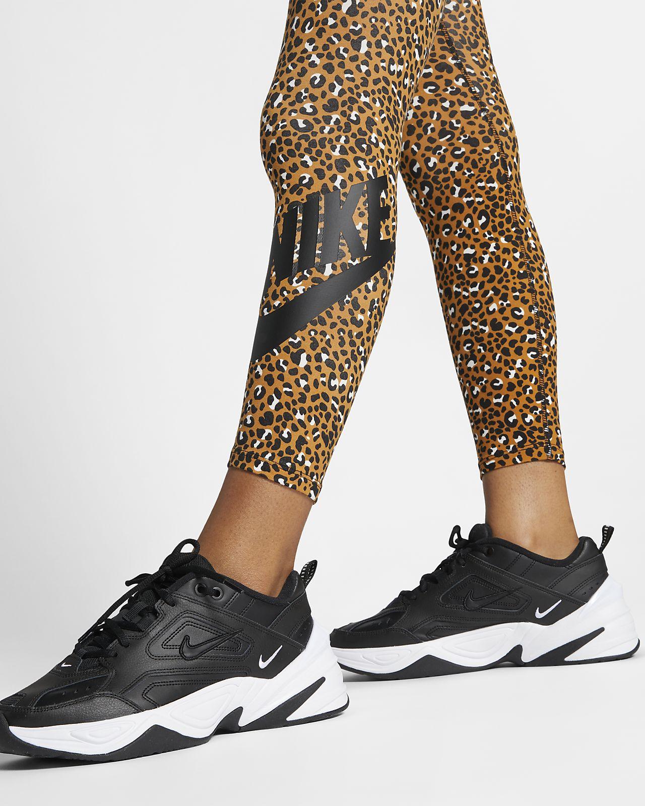 f59ce448ca3 Nike Sportswear Animal Print Women s Leggings. Nike.com ZA