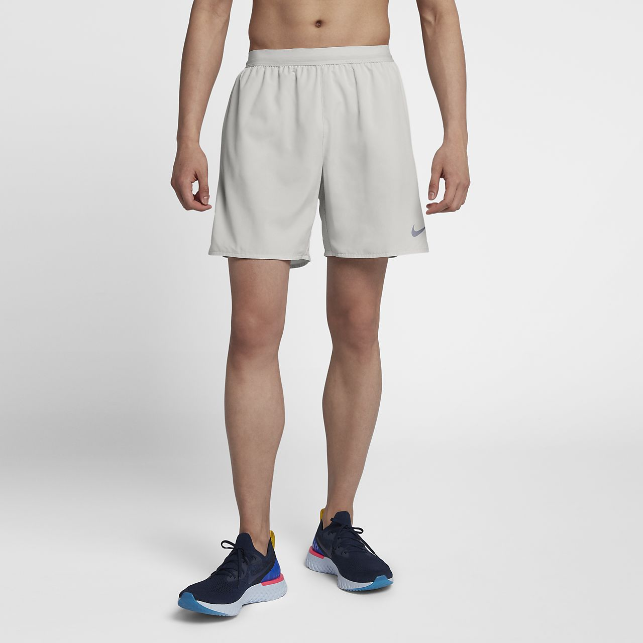 Short de running FR doublé Nike Distance 18 cm pour FR running de6448