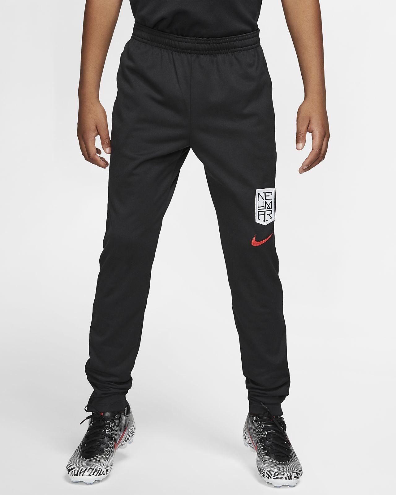 Nike Dri-FIT Neymar Jr.-fodboldbukser til store børn