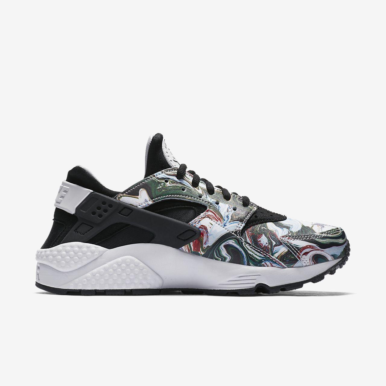 ... Nike Air Huarache Premium Marble Women's Shoe
