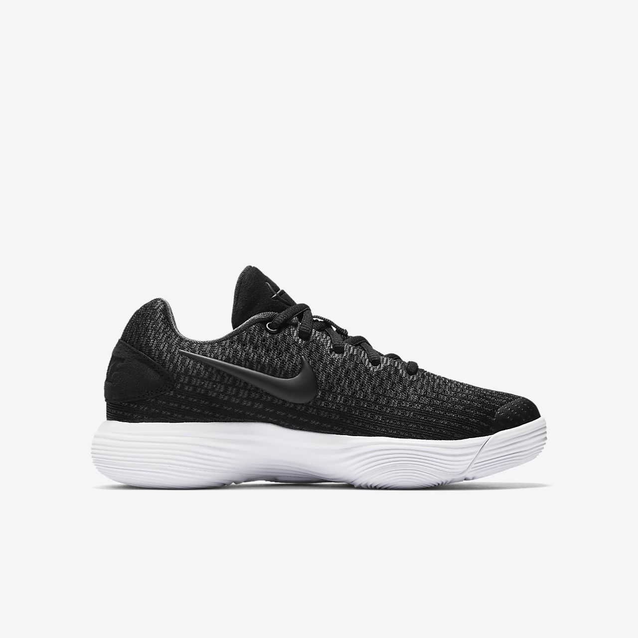 ... Chaussure de basketball Nike Hyperdunk 2017 Low pour Gar?on plus ?gé