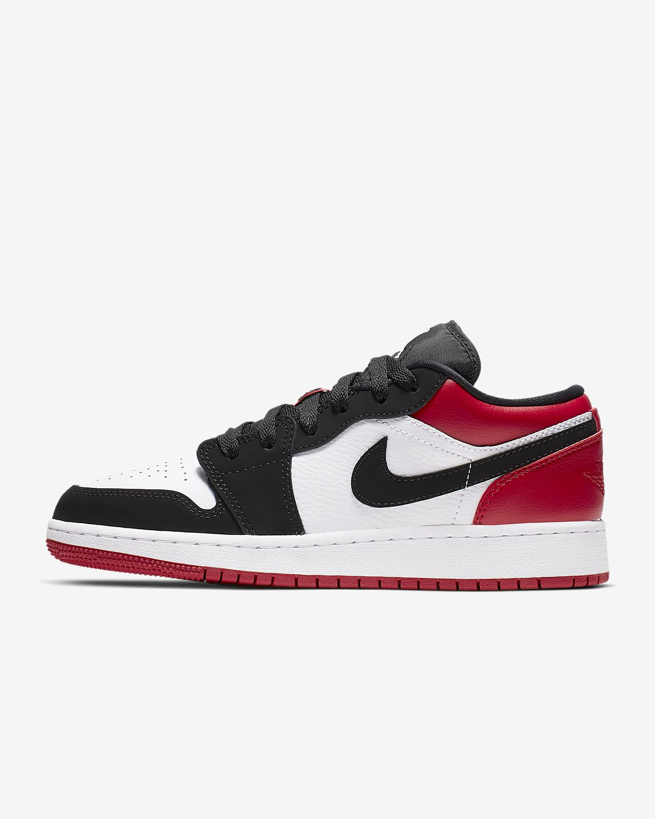 huge selection of 16e4c 75d87 Big Kids  Shoe. Air Jordan 1 Low