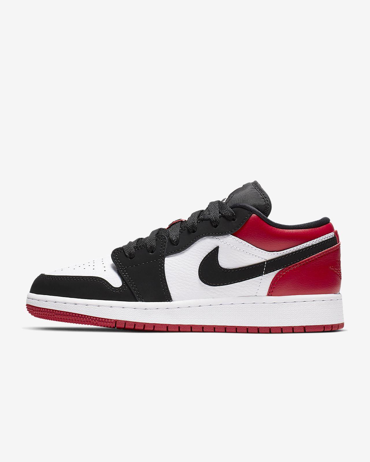 Air 1 Chaussure Low Pour Jordan Âgé Enfant Plus xoeWCrBd