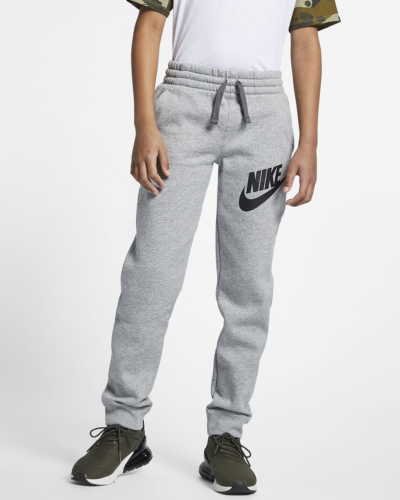 Nike Sportswear Club Fleece Older Kids' (Boys') Trousers