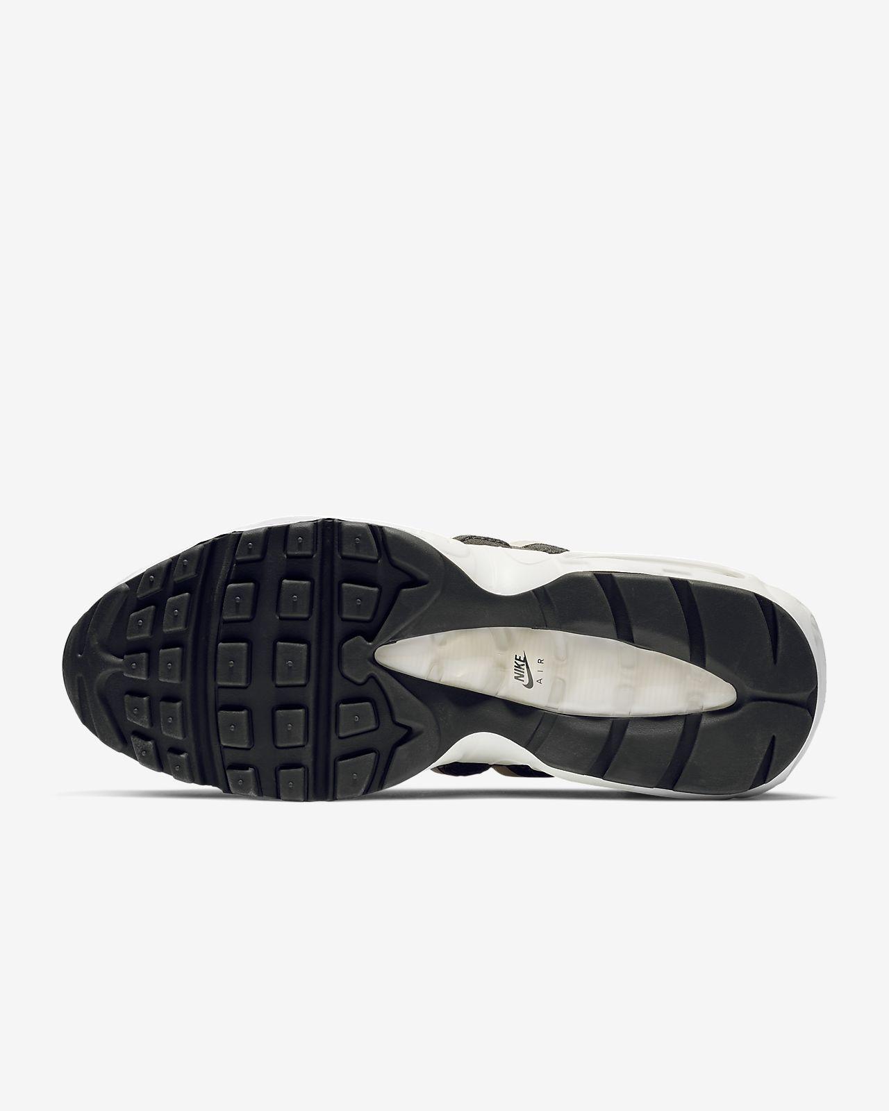 cb57913c55 Nike Air Max 95 Premium Women's Shoe. nike air max 95 black womens