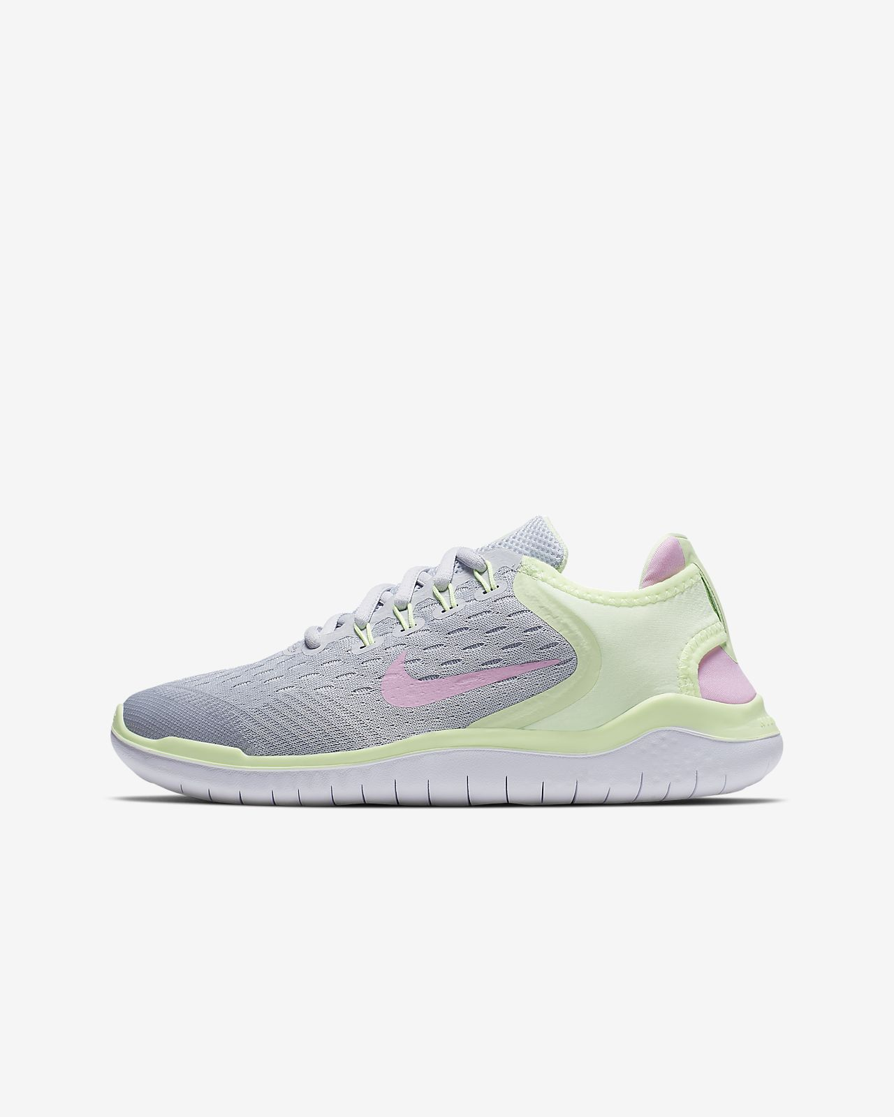 765773070e00b3 ... Nike Free RN 2018 Big Kids  Running Shoe