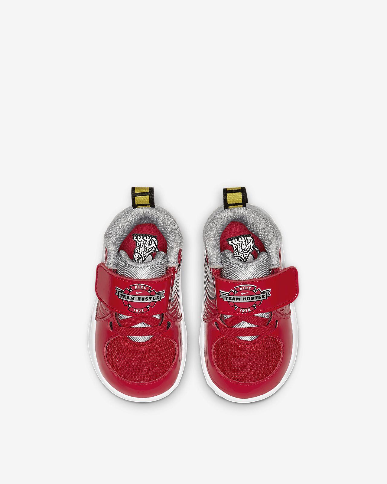 Sapatilhas Nike Team Hustle D 9 Auto para bebé
