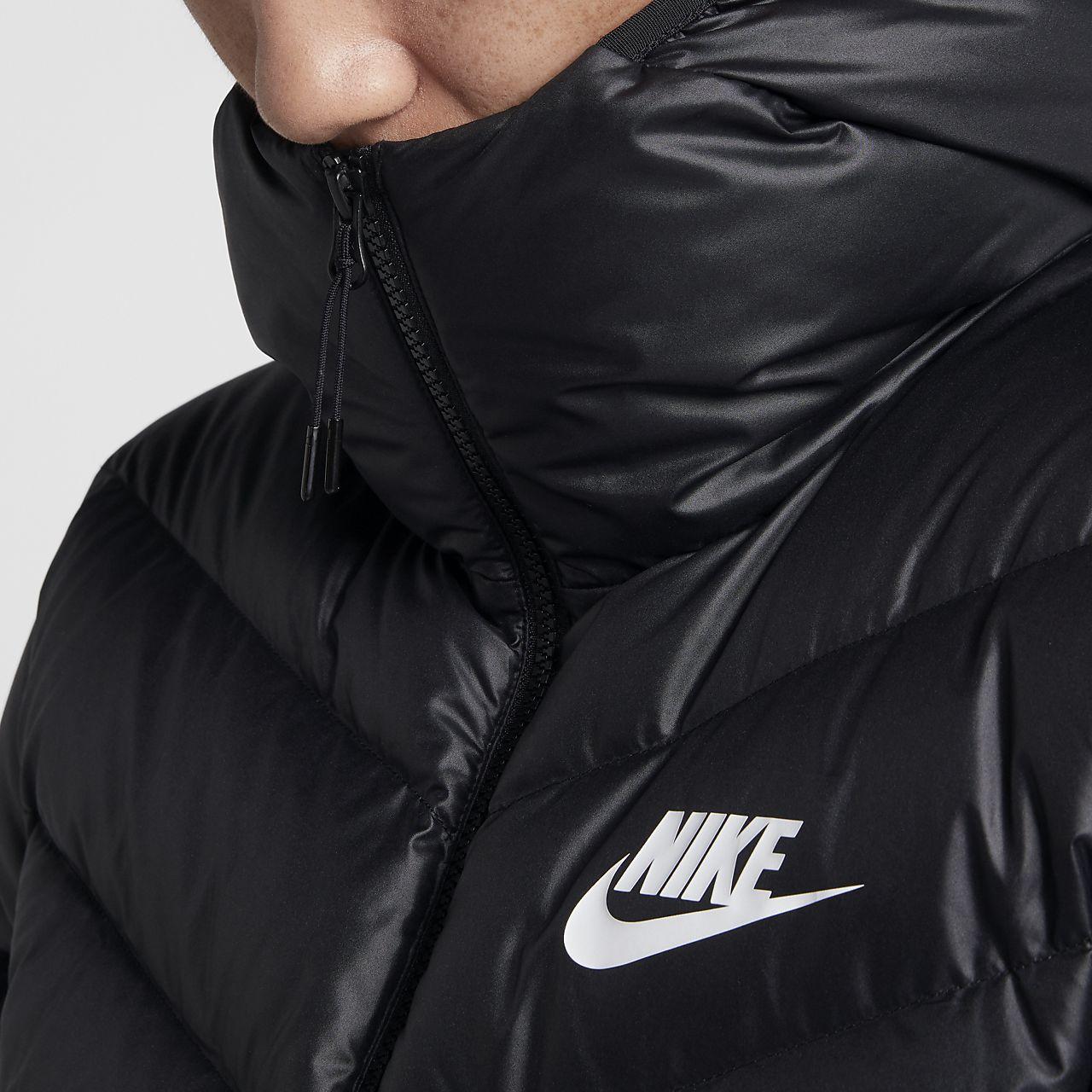 58ac723bf6b0 Nike Sportswear Windrunner Down-Fill Men s Hooded Jacket. Nike.com GB