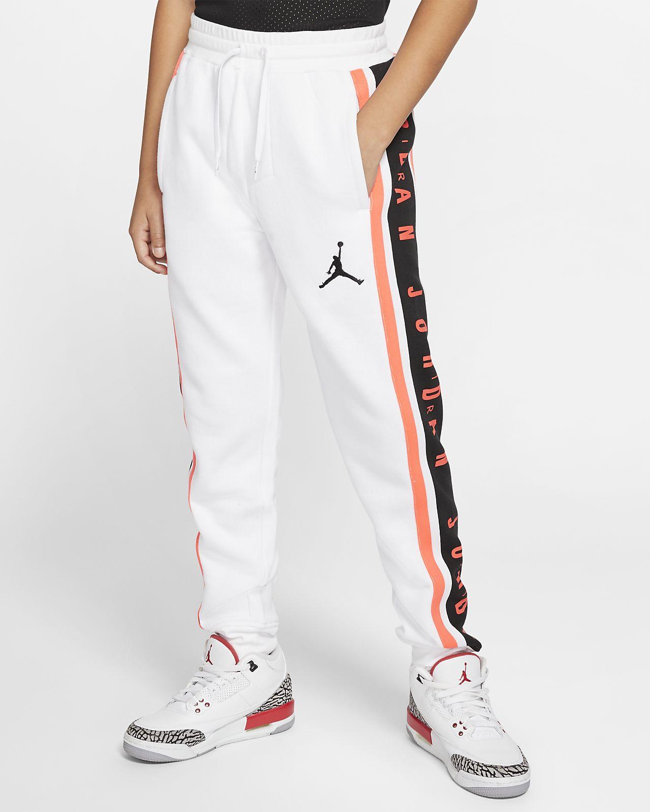 Sweat à capuche à bande colorée Air Jordan pour Garçon plus âgé