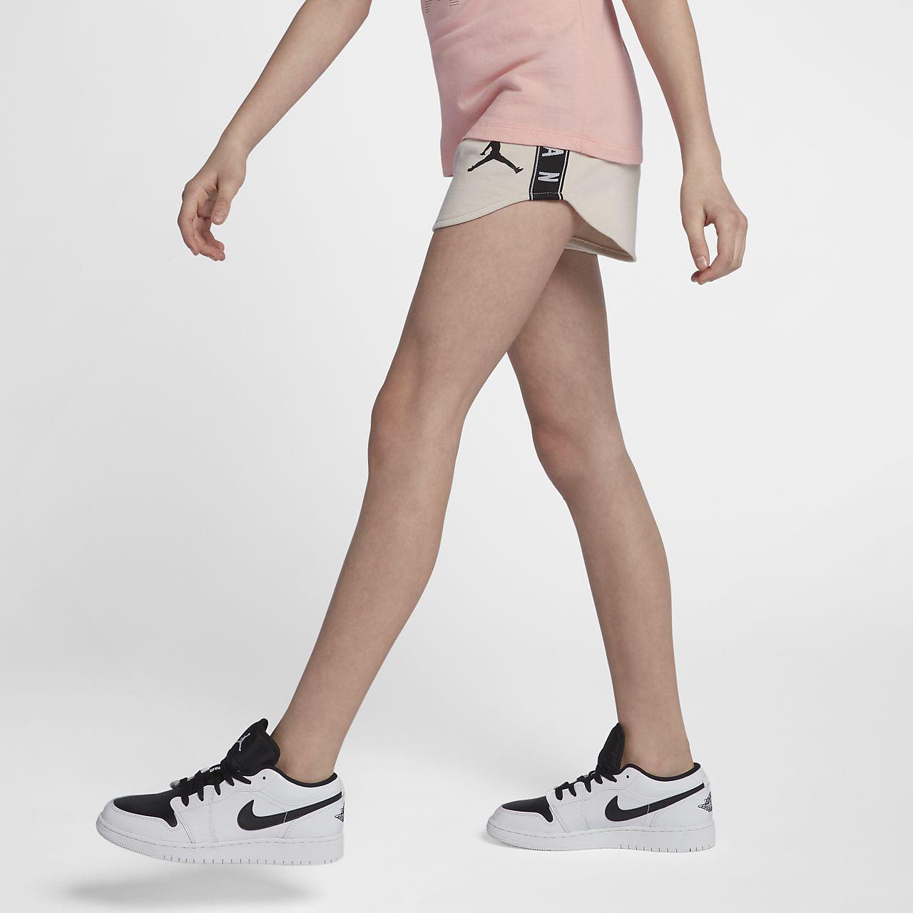Jordan Elevated Jogger 大童(女孩)短裤