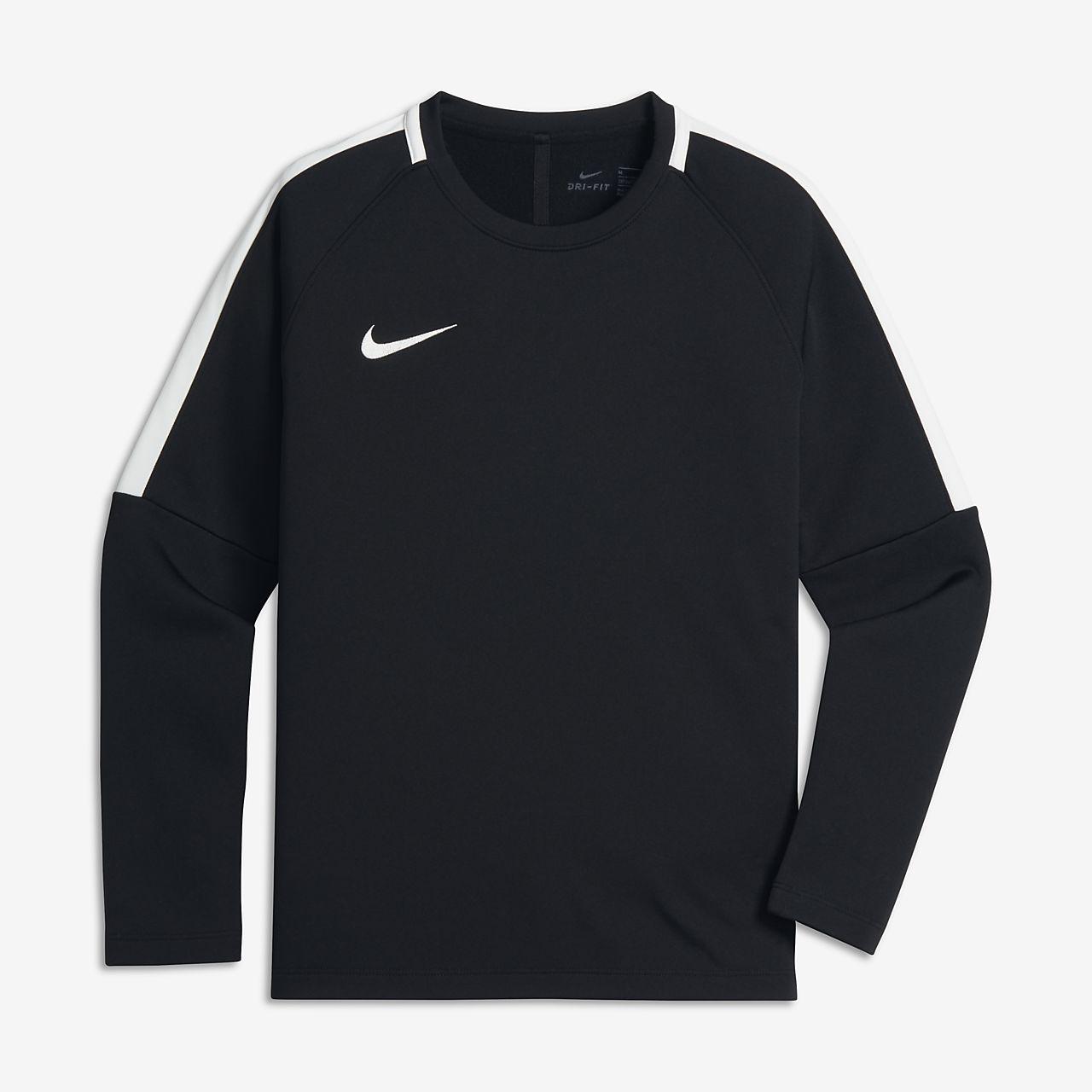 Nike Dri-FIT Academy futballfelső nagyobb gyerekeknek (fiúk)