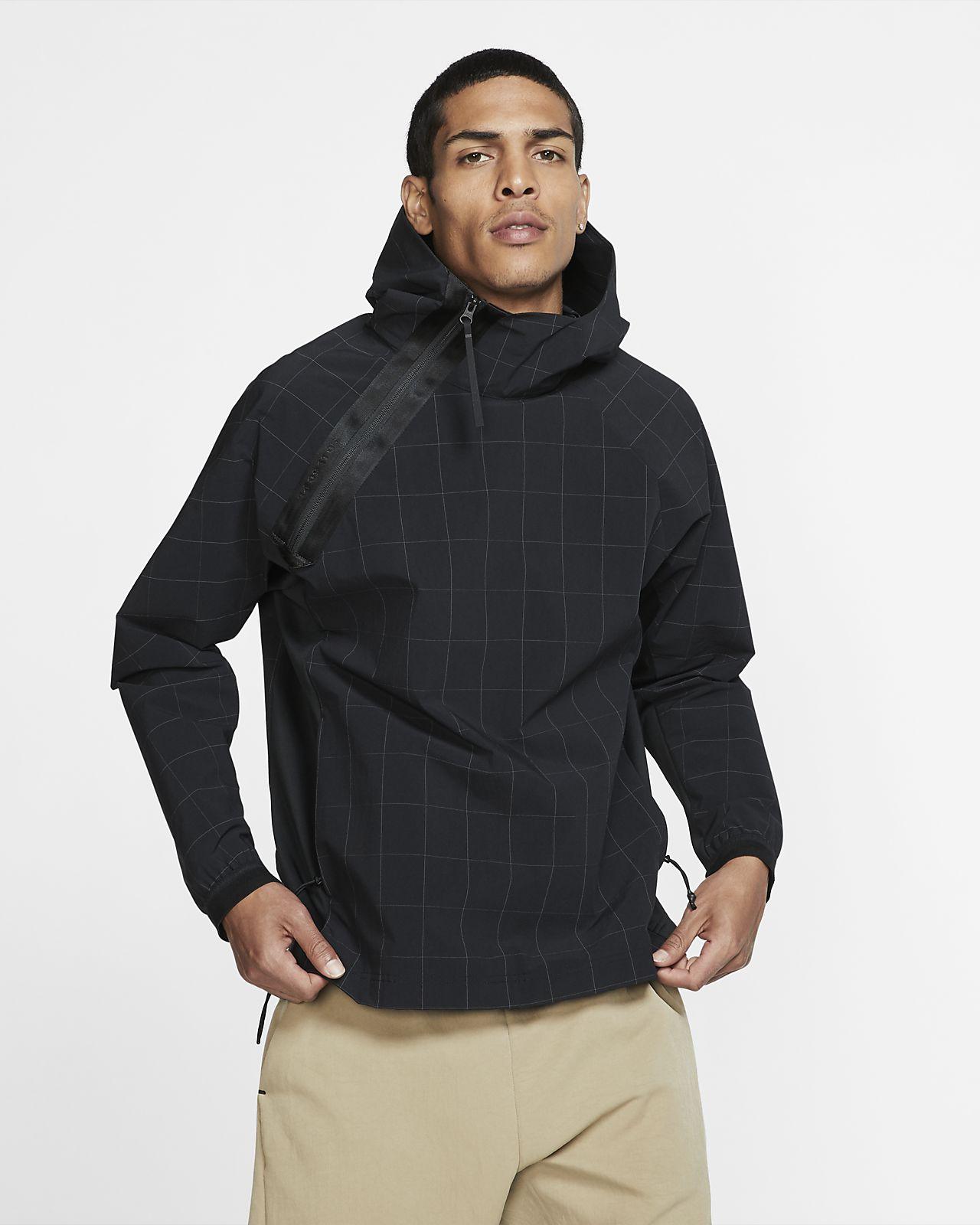 Veste tissée à capuche Nike Sportswear Tech Pack pour Homme