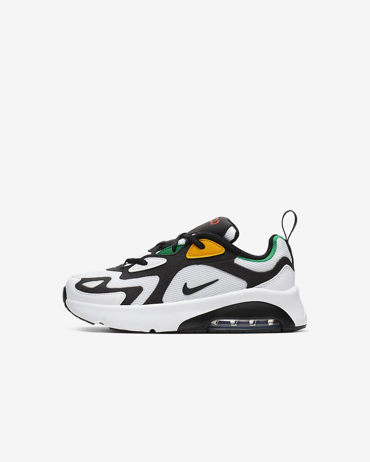 on feet shots of online store get cheap Nike Air Max 200 Younger Kids' Shoe