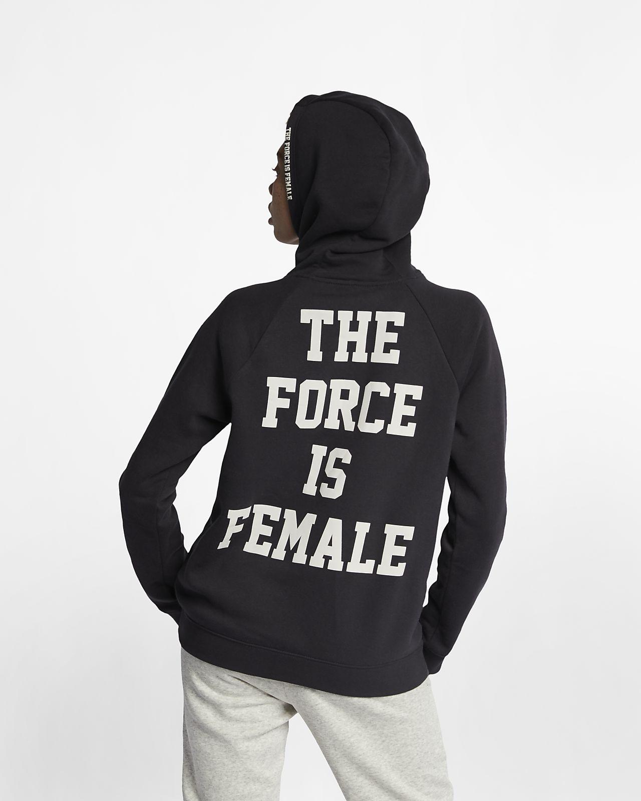 a6a7f66a8a4 Nike Sportswear Sudadera con capucha - Mujer. Nike.com ES