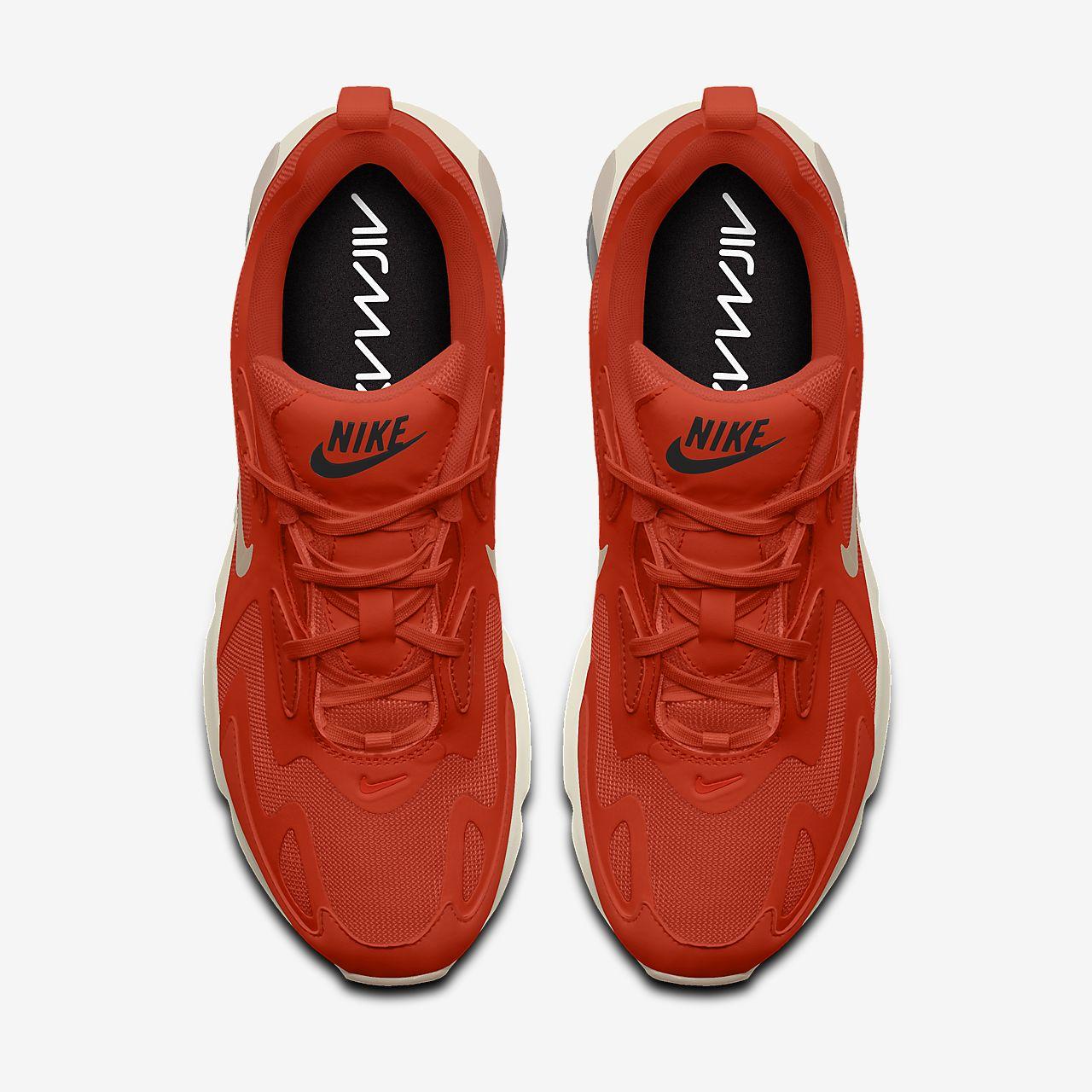 Nike Air Max 200 By You personalisierbarer Schuh für Damen