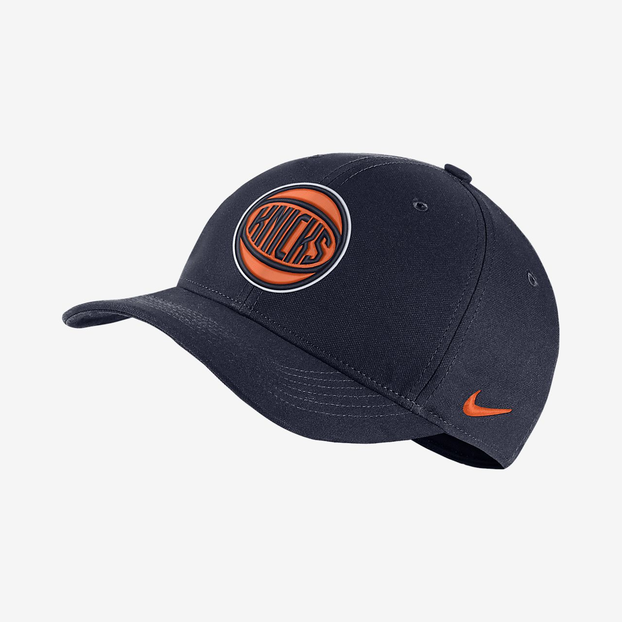 2d0c61a1dcde New York Knicks City Edition Nike AeroBill Classic99 NBA Hat. Nike ...