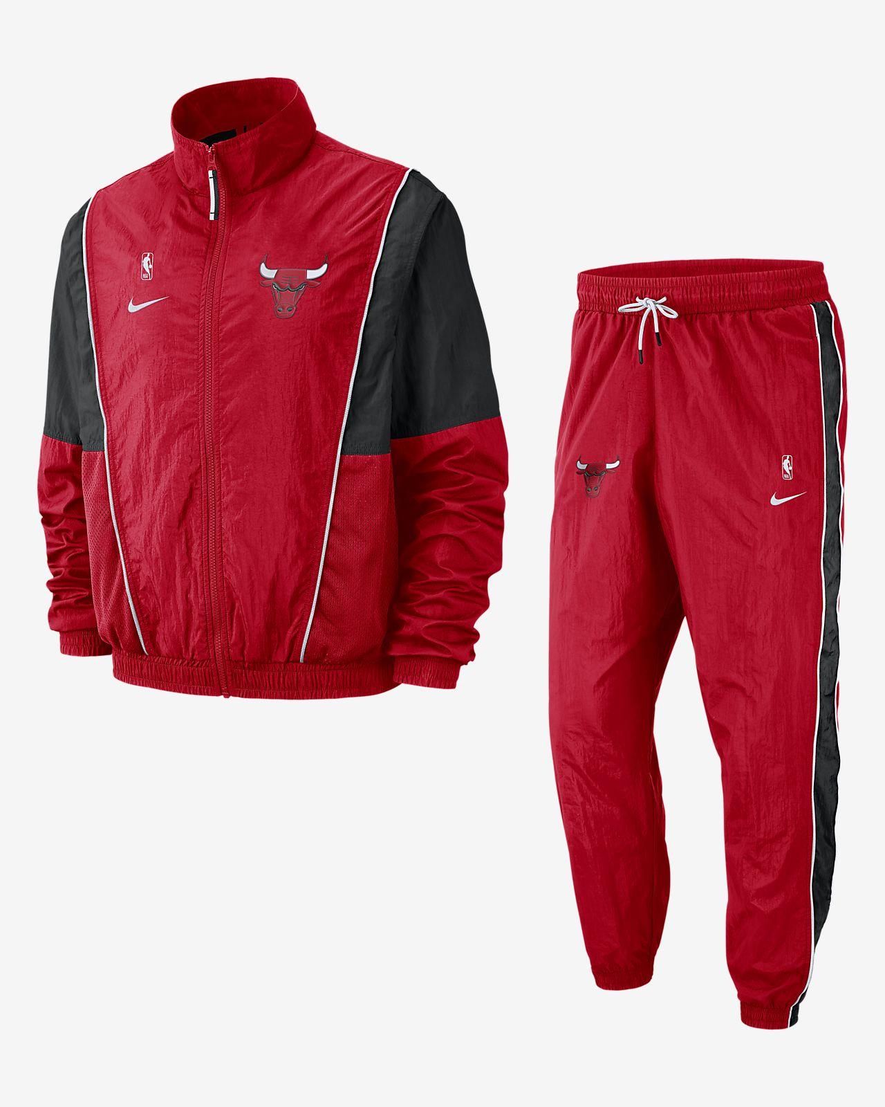 de26a7473f Fato de treino NBA Chicago Bulls Nike para homem. Nike.com PT